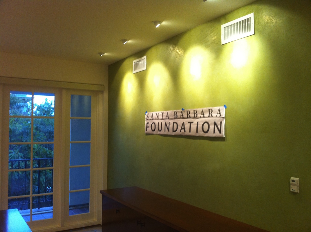 Santa Barbara Foundation LED Office Lighting 1